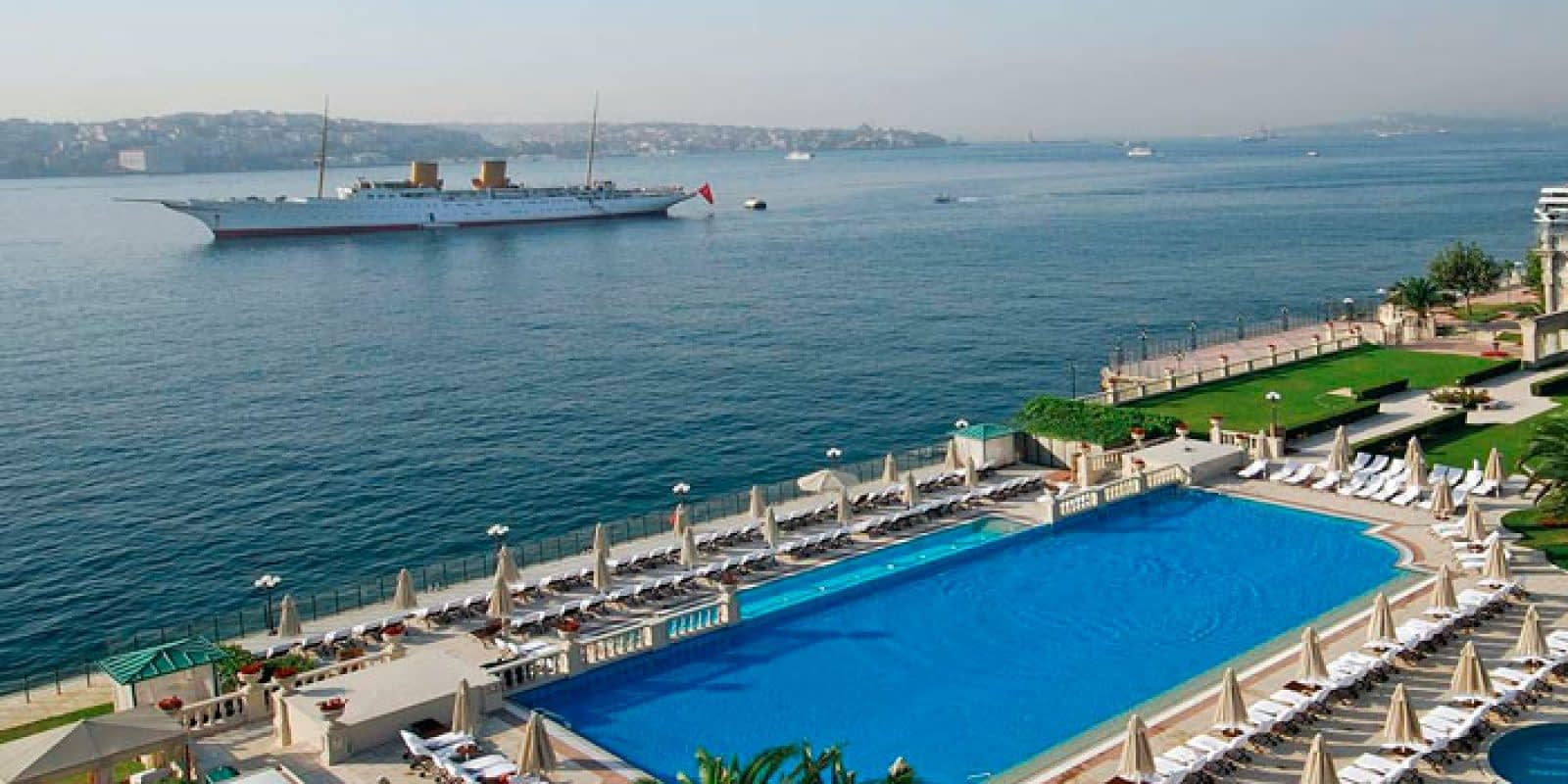 Cropped Hotels In Turkey