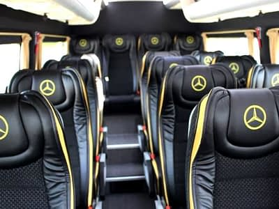 Sprinter VIP Van 3 2 400x300, Hotels, Travel Agent, Car rental, Tourist Guide directory