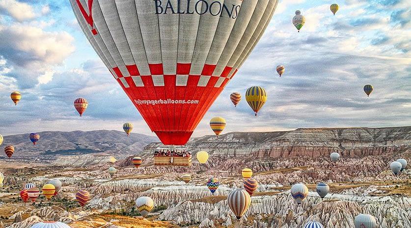 Cappadocia Hotair Balloon, Hotels, Travel Agent, Car rental, Tourist Guide directory