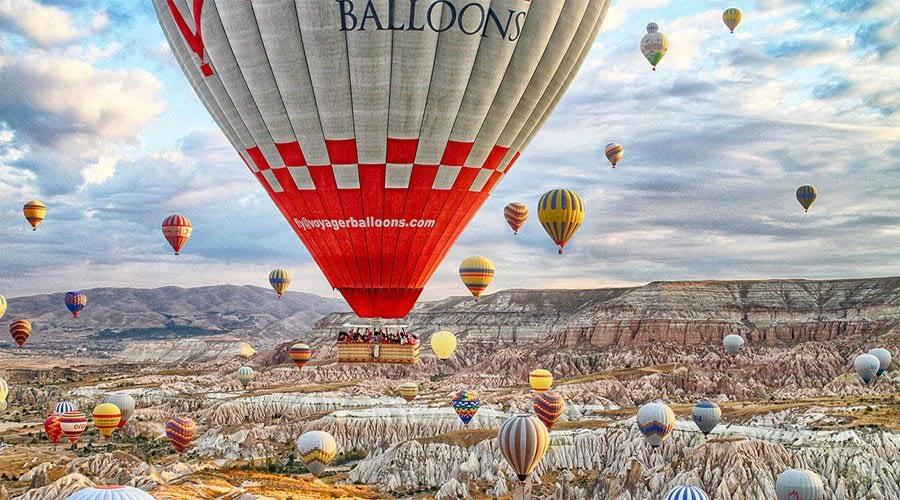Cappadocia Hotair Balloon