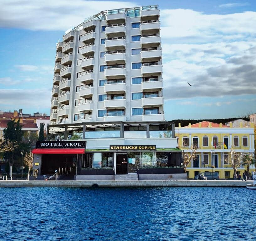 Akol Hotel Canakkale, Hotels, Travel Agent, Car rental, Tourist Guide directory