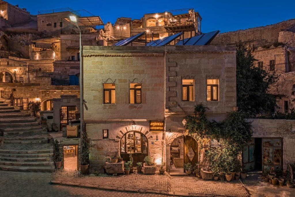 Aydinli Cave Hotel Goreme, Hotels, Travel Agent, Car rental, Tourist Guide directory